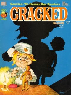 Go to Cracked #107 • USA