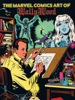 Go to The Marvel Comics Art of Wally Wood • USA