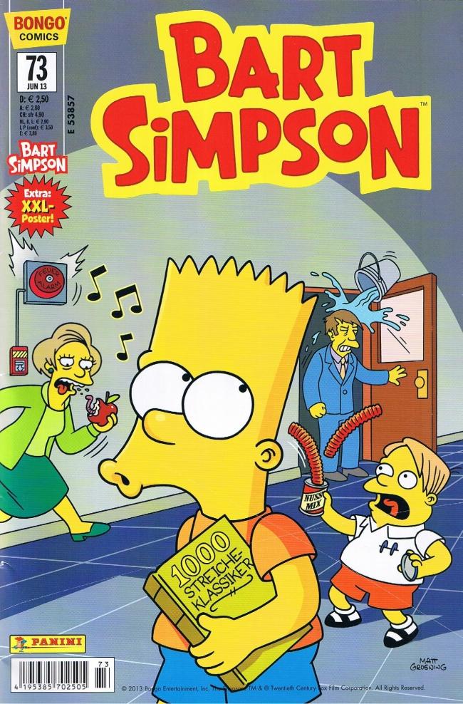 Bart Simpson #73 • Germany