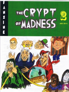 Go to The Crypt of Madness #2 • USA