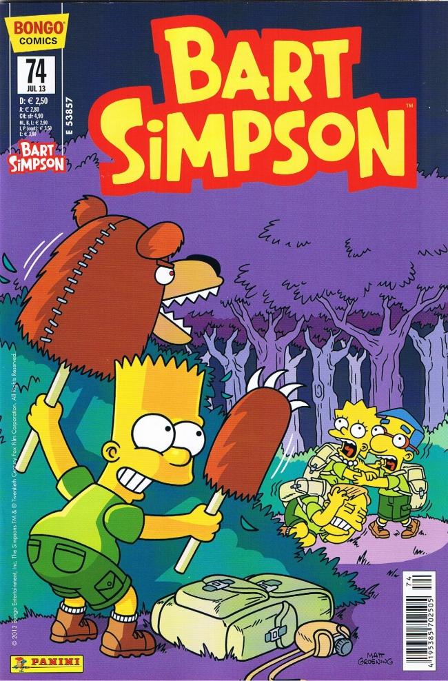 Bart Simpson #74 • Germany
