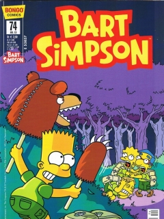 Go to Bart Simpson #74 • Germany