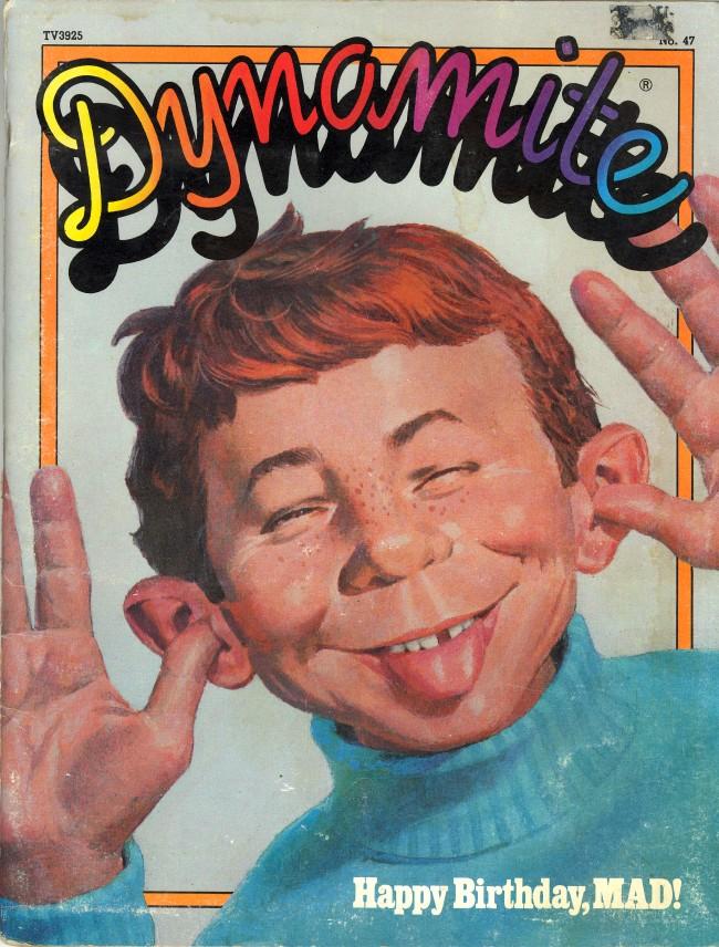Dynamite #47 • USA