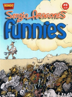 Go to Funnies #8 • USA
