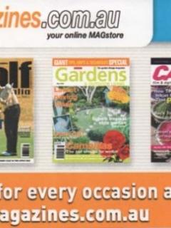 Go to Magazine Promo Ad featuring MAD Magazine • Australia