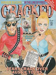 Cracked #1 • Australia