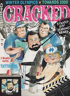 Cracked #4 • Australia