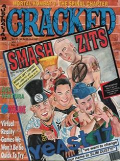 Cracked #6 • Australia