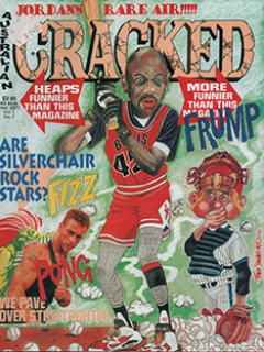 Go to Cracked #9 • Australia