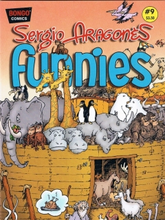 Go to Funnies #9 • USA