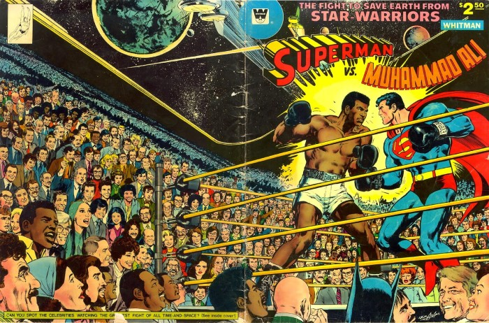 Superman vs. Muhammad Ali • USA