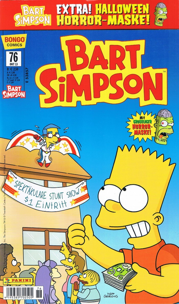 Bart Simpson #76 • Germany