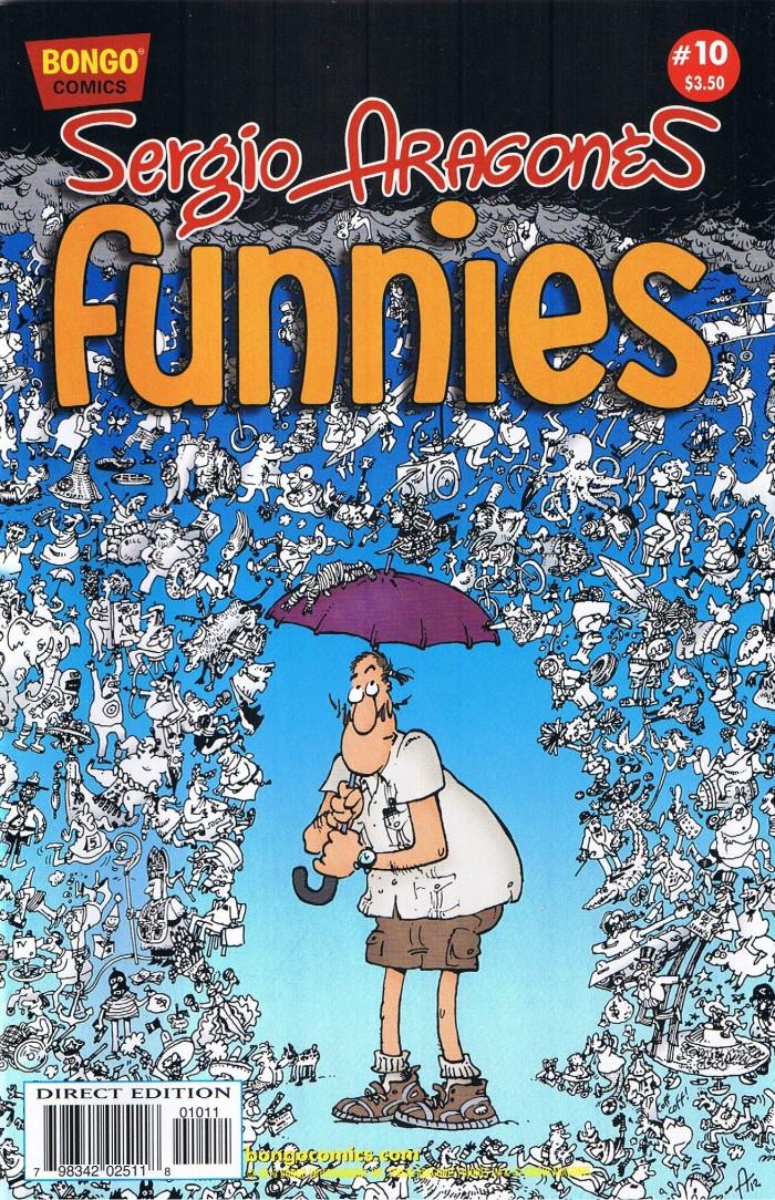 Funnies #10 • USA