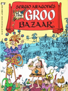 The Groo Bazaar #1 • USA