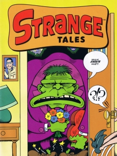 Go to Strange Tales #2 • USA