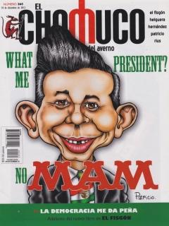 El Chamuco #265 • Mexico
