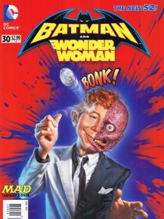 Batman and Wonder Woman #30 • USA