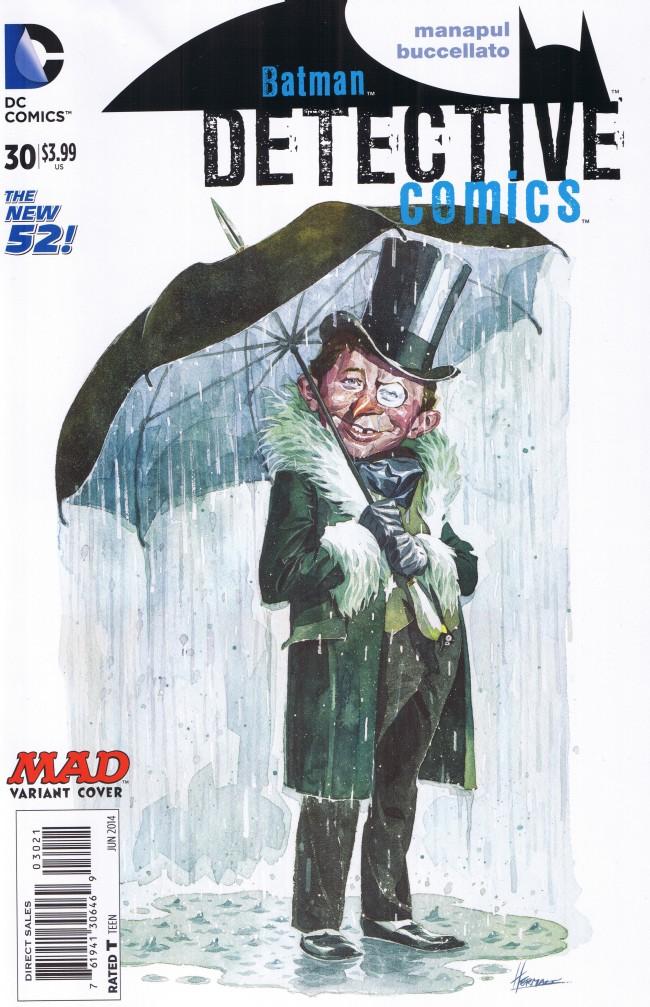 Batman Detective Comics #30 • USA