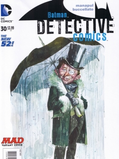 Go to Batman Detective Comics #30