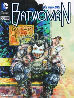 Batwoman #30 • USA
