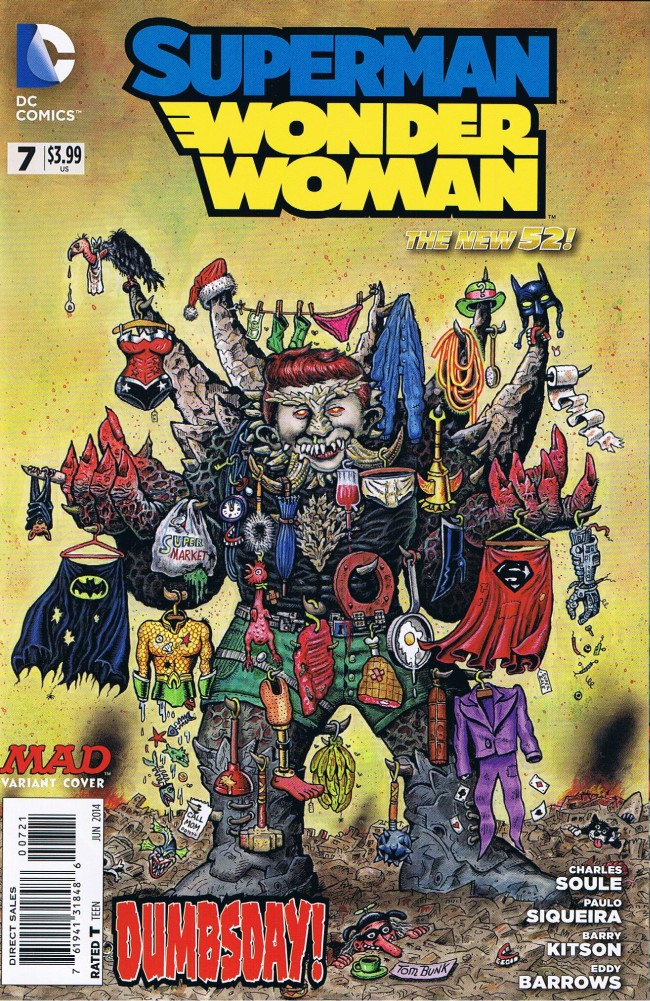 Superman Wonder Woman #7 • USA