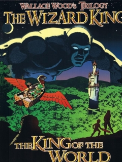 Wallace Woods Trilogy The Wizard King • USA