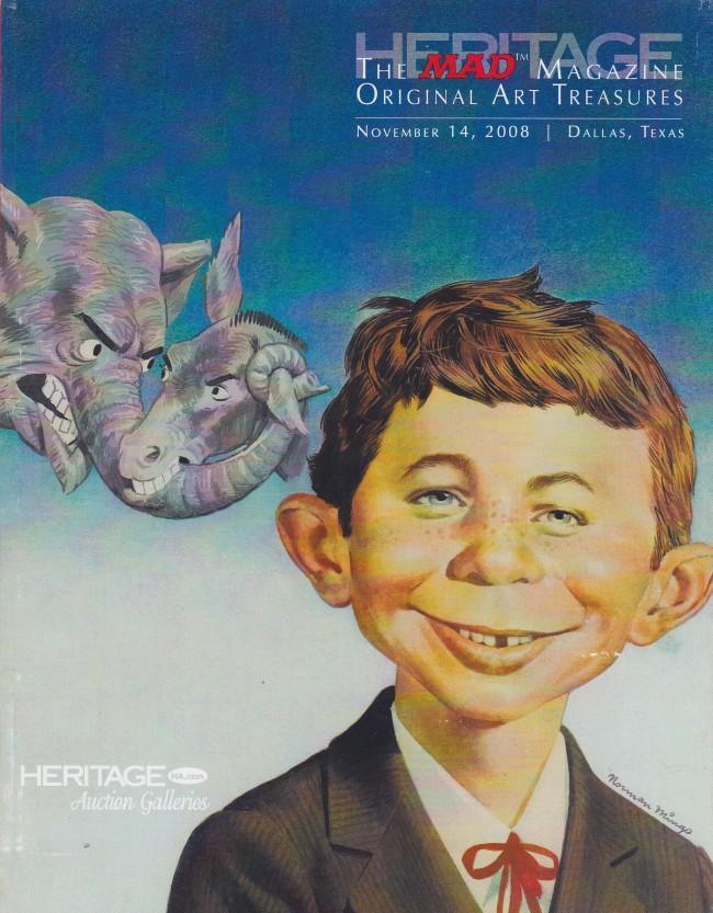 The MAD Magazine Original Art Treasures • USA
