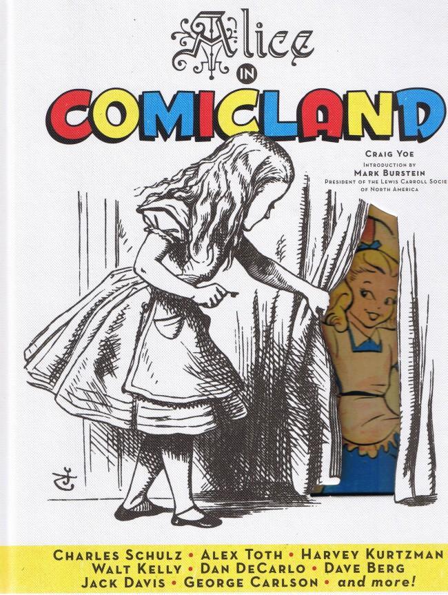 Alice in Comicland • USA