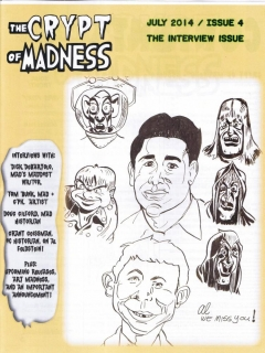 The Crypt of Madness #4 • USA