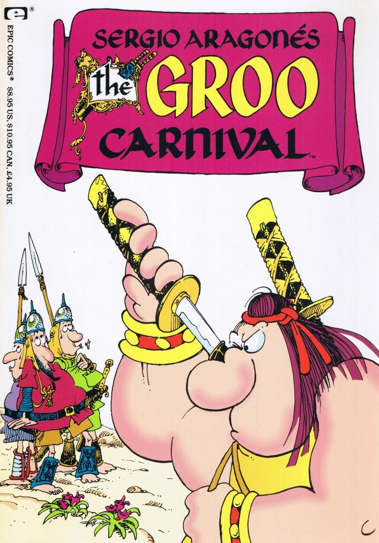 Groo Carnival #3 • USA