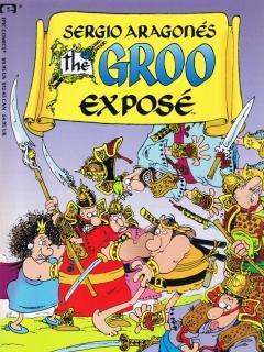 Go to The Groo Exposé #5 • USA