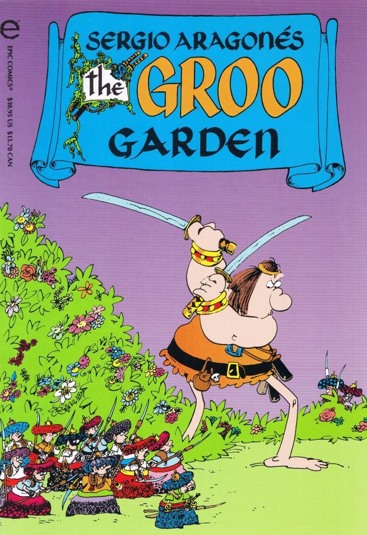 The Groo Garden #7 • USA