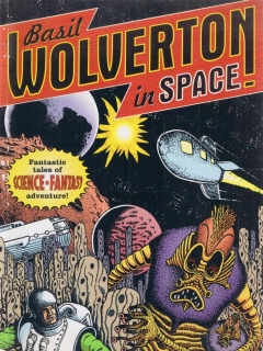 Basil Woverton in Space • USA