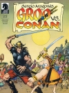 Image of Groo vs Conan #1