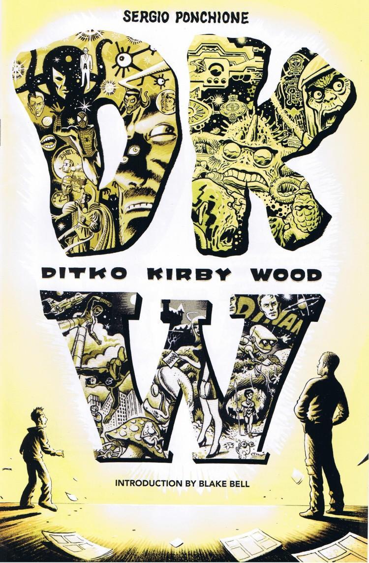 DKW Ditko Kirby Wood One-Shot #1 • USA