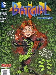 Go to Batgirl #30 • USA