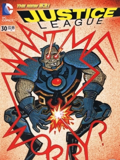Go to Justice League #30 • USA