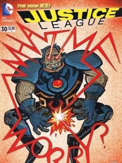 Justice League #30 • USA