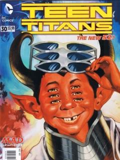 Go to Teen Titans #30 • USA