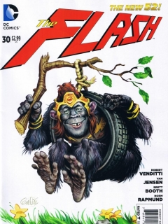 Go to The Flash #30 • USA