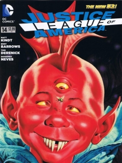 Justice League of America #14 • USA
