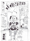 Thumbnail of Declined Cover for DC Superman Number 30