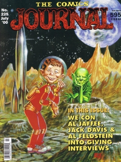 The Comics Journal #225 • USA