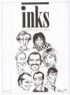 Image of Inks-Cartoon and Comic art studies #1