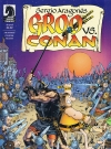 Image of Groo vs Conan #4