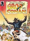 Image of Groo vs Conan #2
