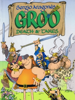 Go to Groo: Death and Taxes • USA