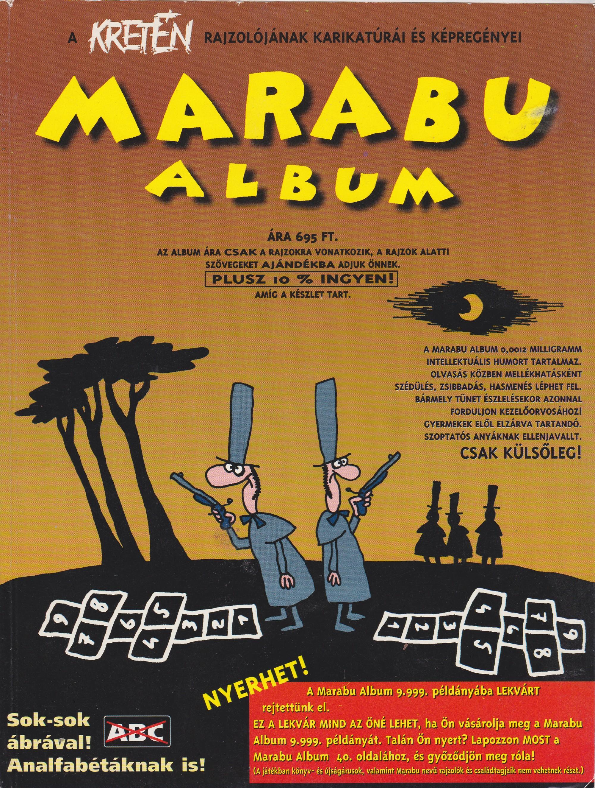 Marabu Album • Hungary