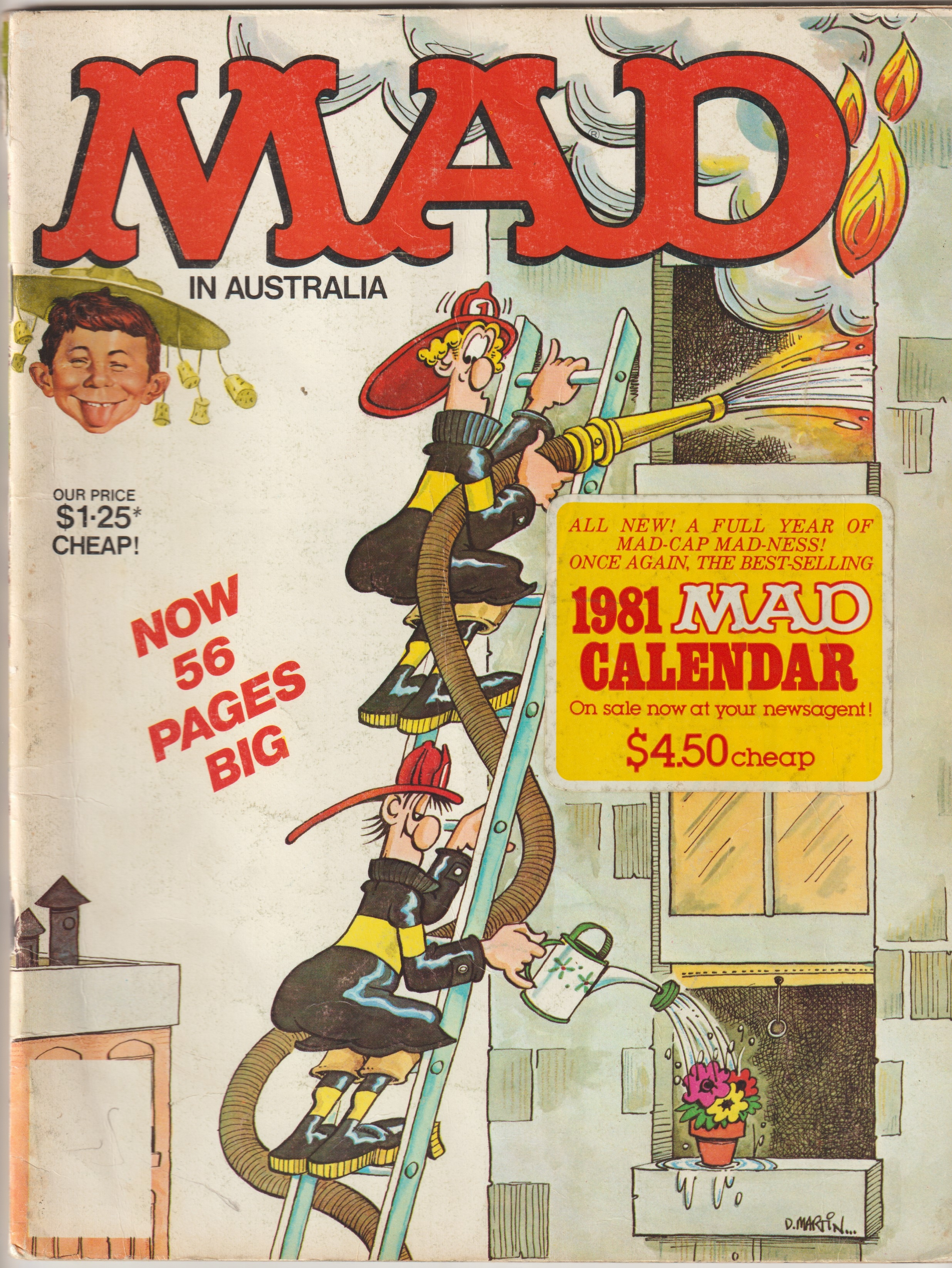 MAD Magazine #219 • Australia