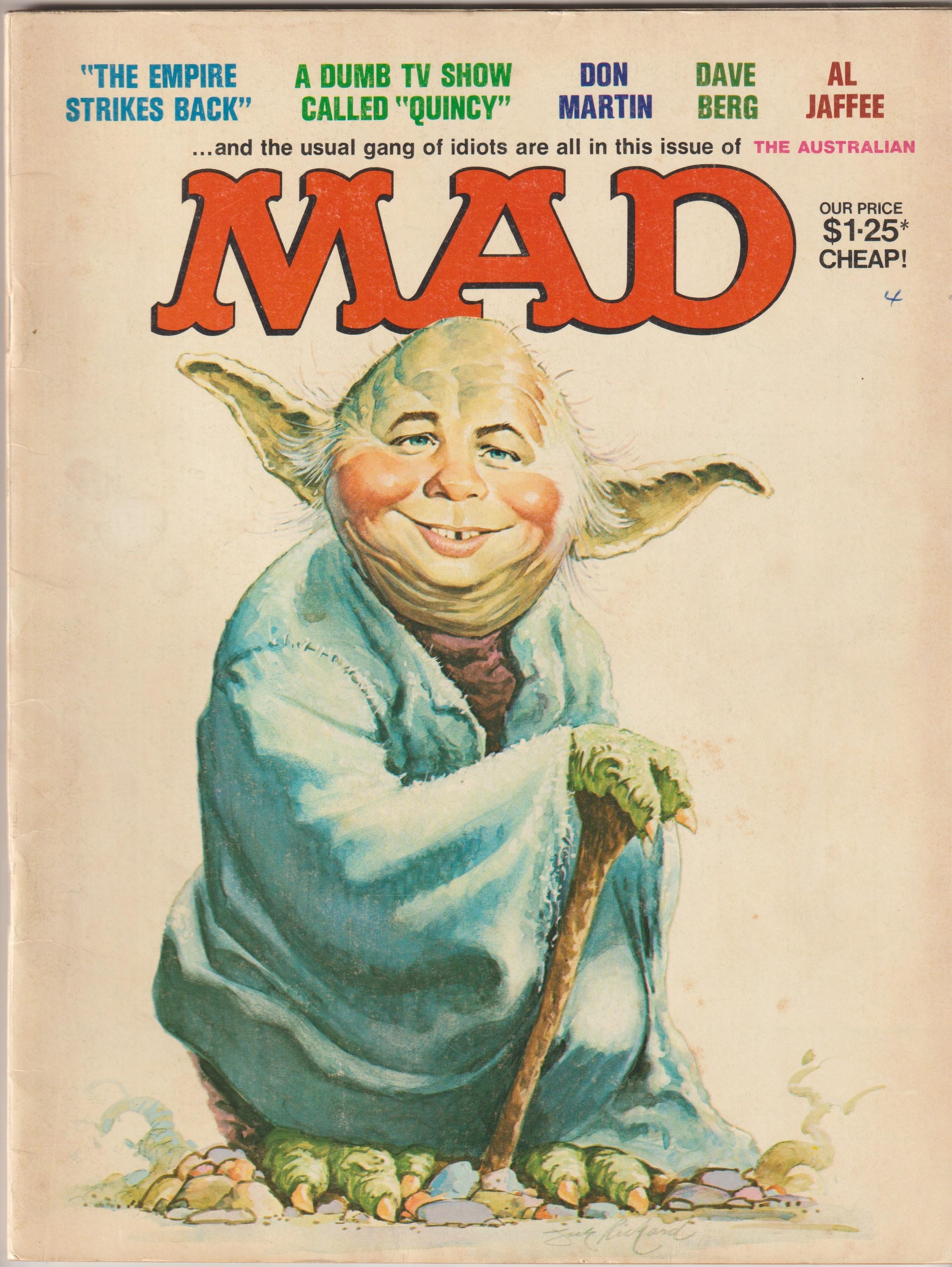 MAD Magazine #220 • Australia